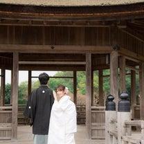 奈良で前撮りといえば 奈良公園 浮見堂♪の記事に添付されている画像