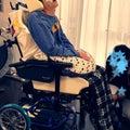 #重度身体障害者の画像