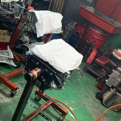 多種多様のエンジン達の進行状況と。。。まだまだ入って来るていぅ。の記事に添付されている画像
