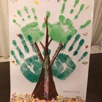 """赤ちゃんの""""今""""を大切にする手形アート教室♡の記事に添付されている画像"""