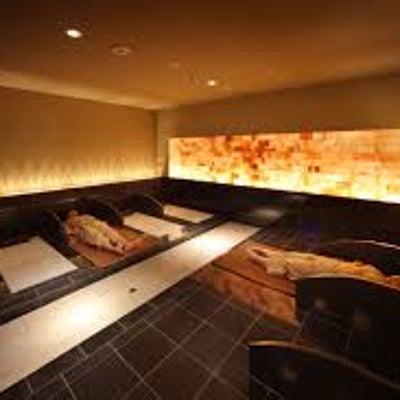 岩盤浴の発祥の記事に添付されている画像
