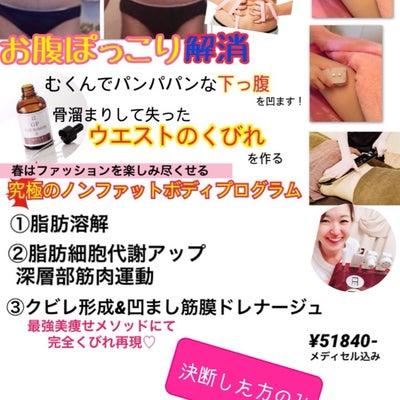 あなたのお腹痩せか3か月で叶う理由。の記事に添付されている画像