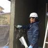 外壁はオトナかわいいの漆喰仕上げの画像