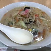 長崎ちゃんぽん(麺増量無料)の記事に添付されている画像
