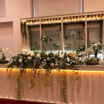 ブライダル装花の記事に添付されている画像