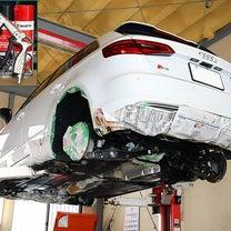 Audi S3 Sportback/サビ転換&防錆処理の記事に添付されている画像