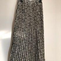 プリーツにレオパード柄にマキシ丈とドツボなスカートの記事に添付されている画像