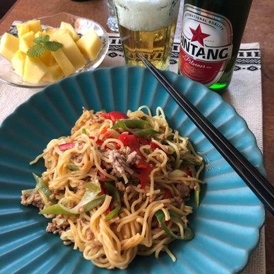 ピリ辛が食欲をそそる♡香港の屋台風やきそば~の記事に添付されている画像