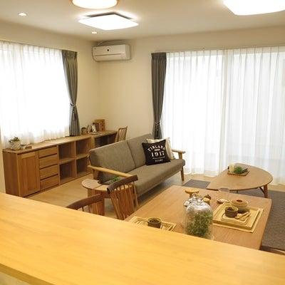 高さ70㎝の家具であれば腰高窓に取り付けたカーテンと家具は干渉しない!カーテンのの記事に添付されている画像