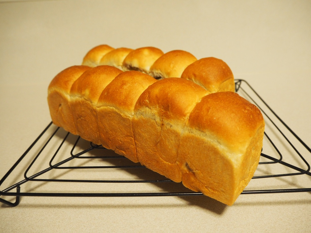 1月〜2月初旬レッスンのご案内〜和三盆と甘納豆のスリム食パンの記事より