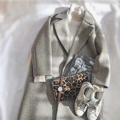 SALEで買ったPlageのコート♡の記事に添付されている画像