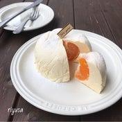 【ボウルで作れる】材料3つで丸ごとみかんのレアチーズケーキ