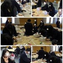 ■北海道留寿都高等学校 冬の「プリザーブドフラワー技能講習会」の記事に添付されている画像