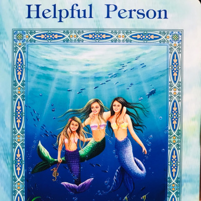 Mermaids and Dolphinsカードの記事に添付されている画像