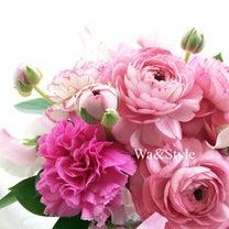 【募集中】Wa&Style の体験レッスン 生花アレンジ体験レッスンの記事に添付されている画像