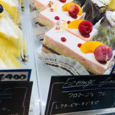 苺のレアチーズケーキの記事に添付されている画像