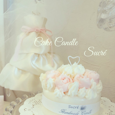 Cake Candleの記事に添付されている画像