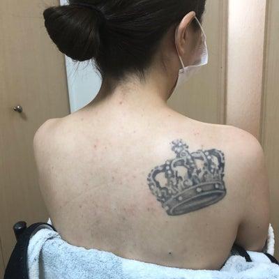 タトゥーを隠せるエアブラシメイク☆の記事に添付されている画像