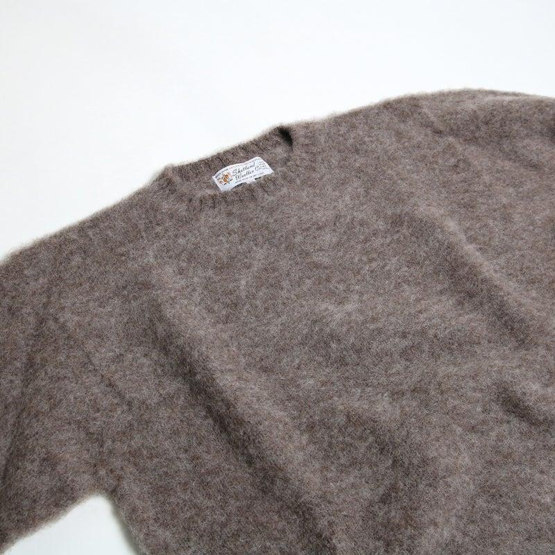 Shetland Woollen Co【Shaggy Dog Sweater】 | 吉祥寺セレクト