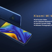Xiaomi Mi Mix 3 Launched with Sliding Meの記事に添付されている画像