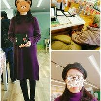 メガネ屋さんからのランチの記事に添付されている画像