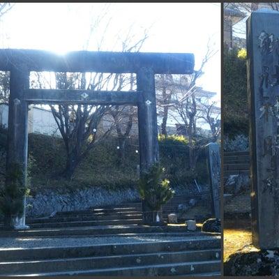 神明社/白石城・・・そしての記事に添付されている画像