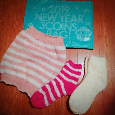 3COINS ソックスの福袋♡の記事に添付されている画像