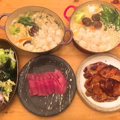 今日の晩御飯とおやつ!の記事に添付されている画像