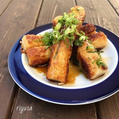【節約レシピ】チャチャっと作れる!竹輪のすき焼き揚げの記事に添付されている画像