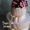 #ダイパーケーキの画像