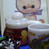 お茶の記事に添付されている画像