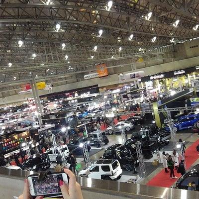 東京オートサロン。の記事に添付されている画像