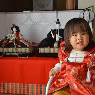 雛人形のお届けの記事に添付されている画像