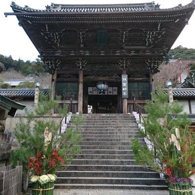 長谷寺参拝の記事に添付されている画像
