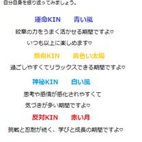 1月22日。KIN89。マヤ暦での過ごし方。【火水未済】 (かすいびせい)の記事に添付されている画像