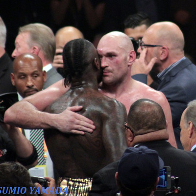 ワイルダーvsフューリー 「米国で再戦へ!」 WBC世界ヘビー級戦の記事に添付されている画像