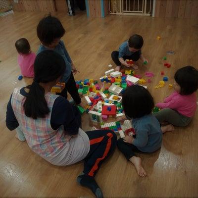 今日は室内遊び(^▽^)/の記事に添付されている画像