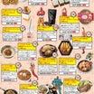 東京駅エキナカ、エキソトでキン肉マングルメ!!