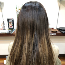 髪質改善シームレス リアルサロンワークの記事に添付されている画像