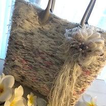CHIC FLIC :フラワーバッグ★アレンジバージョン❤母へのプレゼントに★の記事に添付されている画像