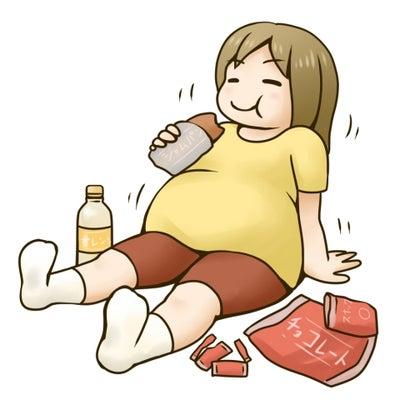 食生活が乱れてイライラしちゃうってことですか【ダイエット2】の記事に添付されている画像