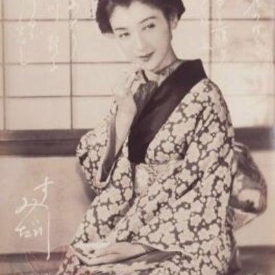 晩菊より  思い出にいきる女の記事に添付されている画像