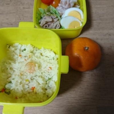 3年目の冬休み、今週のお弁当の記事に添付されている画像