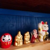 縁起物の人形の記事に添付されている画像
