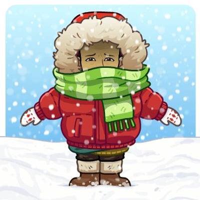 山梨にいよいよ初雪かぁ…の記事に添付されている画像