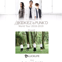 ライブinfo(2019.01.25) ROOKiEZ is PUNK'D 仙台の記事に添付されている画像