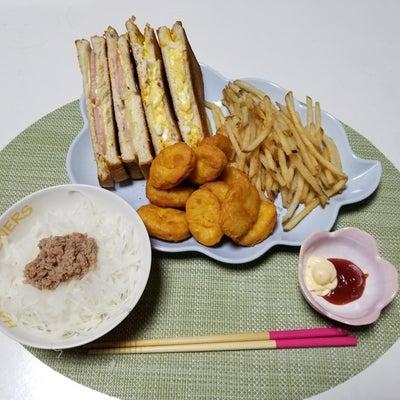 食べたいものを食べるのが1番だと思った夜の記事に添付されている画像
