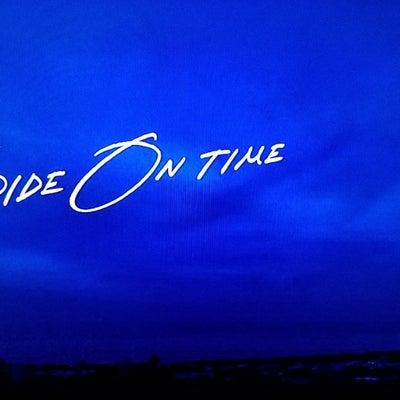 RIDE ON TIME(ネタバレあり)&またNEWSファンみっけ♪訂正ありの記事に添付されている画像