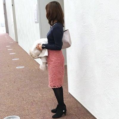 【セール購入品】パール付きニット♡エレガントコーデでオカリナを聴きに。の記事に添付されている画像