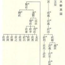 伊予大野氏の出自と祇園神社の記事に添付されている画像